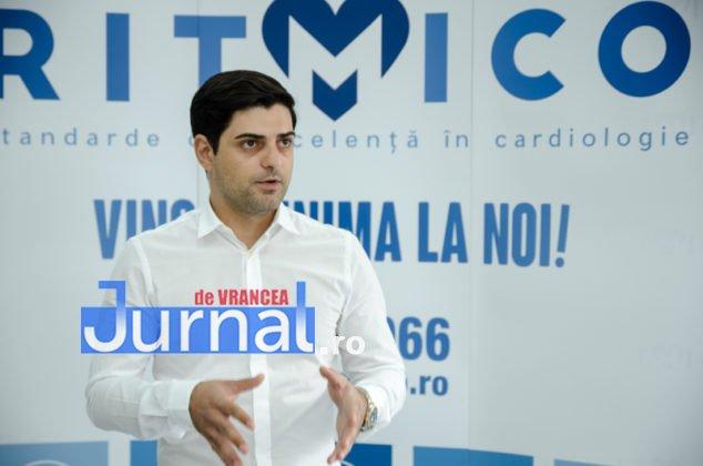 inaugurare clinica ritmico focsani 16 634x420 - FOTO: Noutate la Focșani! RITMICO - Prima clinică axată exclusiv pe afecțiunile cardiovasculare