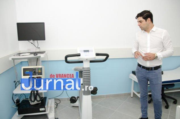 inaugurare clinica ritmico focsani 5 634x420 - FOTO: Noutate la Focșani! RITMICO - Prima clinică axată exclusiv pe afecțiunile cardiovasculare