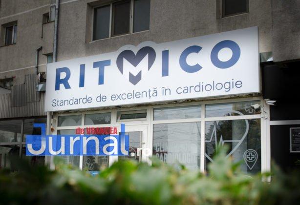 inaugurare clinica ritmico focsani 7 614x420 - FOTO: Noutate la Focșani! RITMICO - Prima clinică axată exclusiv pe afecțiunile cardiovasculare