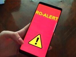 ro-alert-teste