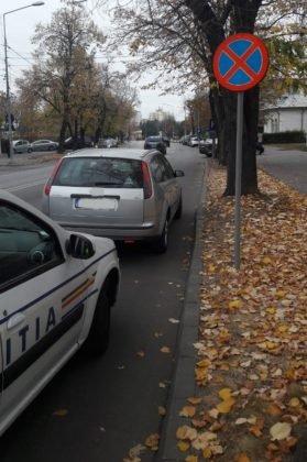 actiune politie trafic rutier2 279x420 - FOTO: Poliţia Rutieră a împărţit noi amenzi în Focşani