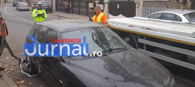 actiune politie trafic rutier3 - FOTO: Poliţia Rutieră a împărţit noi amenzi în Focşani
