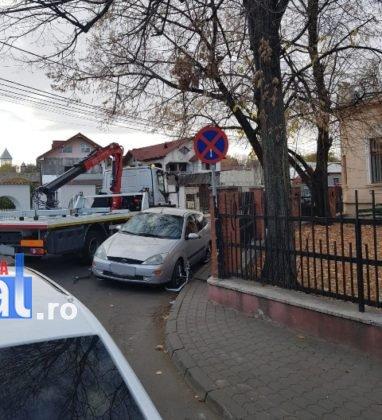 actiune politie trafic rutier4 382x420 - FOTO: Poliţia Rutieră a împărţit noi amenzi în Focşani