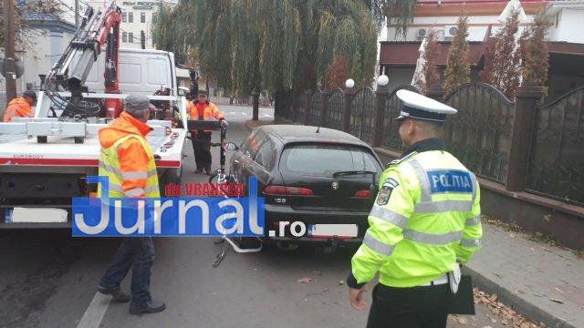 actiune politie trafic rutier5 - FOTO: Poliţia Rutieră a împărţit noi amenzi în Focşani