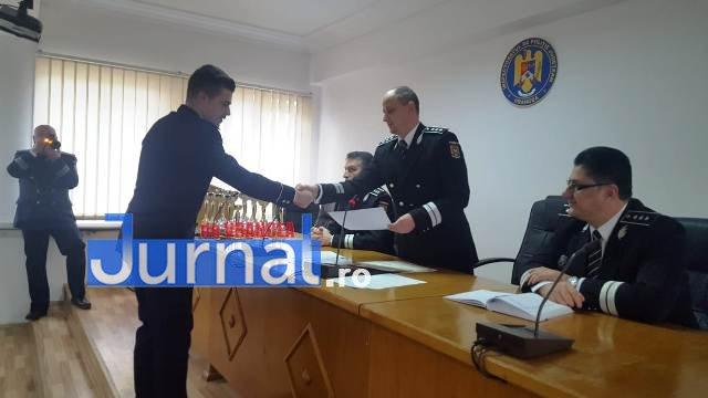 avansari 1 decembrie politie10 - GALERIE FOTO: Avansări în grad la IPJ Vrancea, cu ocazia Zilei Naționale a României