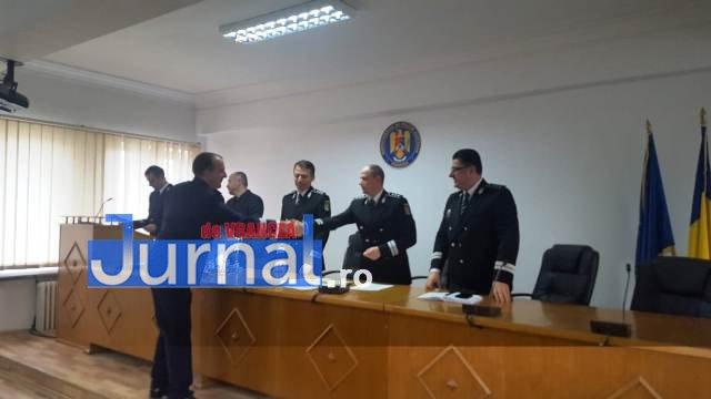 avansari 1 decembrie politie3 - GALERIE FOTO: Avansări în grad la IPJ Vrancea, cu ocazia Zilei Naționale a României