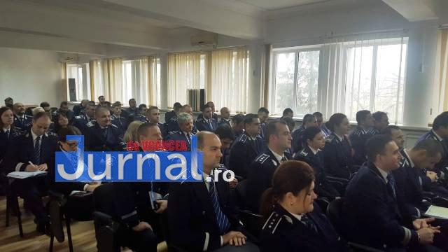 avansari 1 decembrie politie4 - GALERIE FOTO: Avansări în grad la IPJ Vrancea, cu ocazia Zilei Naționale a României