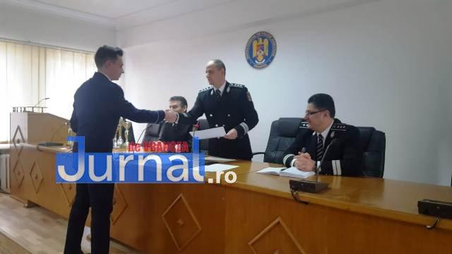 avansari 1 decembrie politie7 - GALERIE FOTO: Avansări în grad la IPJ Vrancea, cu ocazia Zilei Naționale a României