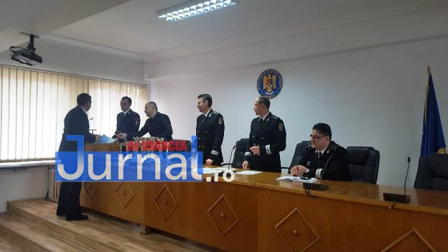avansari 1 decembrie politie8 - GALERIE FOTO: Avansări în grad la IPJ Vrancea, cu ocazia Zilei Naționale a României