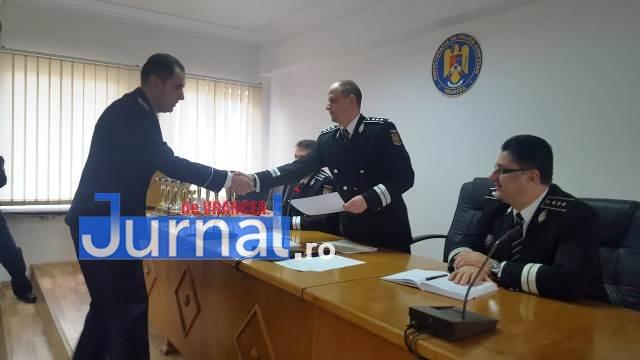 avansari 1 decembrie politie9 - GALERIE FOTO: Avansări în grad la IPJ Vrancea, cu ocazia Zilei Naționale a României