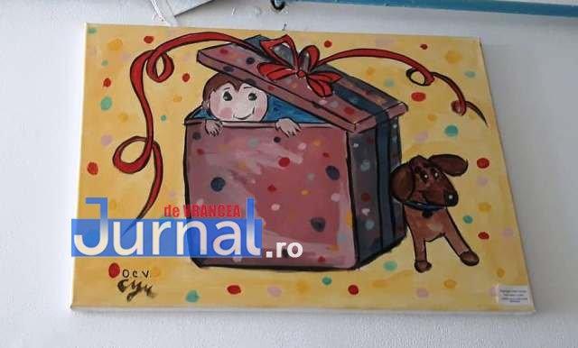 camera de joaca pediatrie spital focsani10 - FOTO: Cameră de joacă la pediatrie. Cum arată acum secția din Spitalul Județean