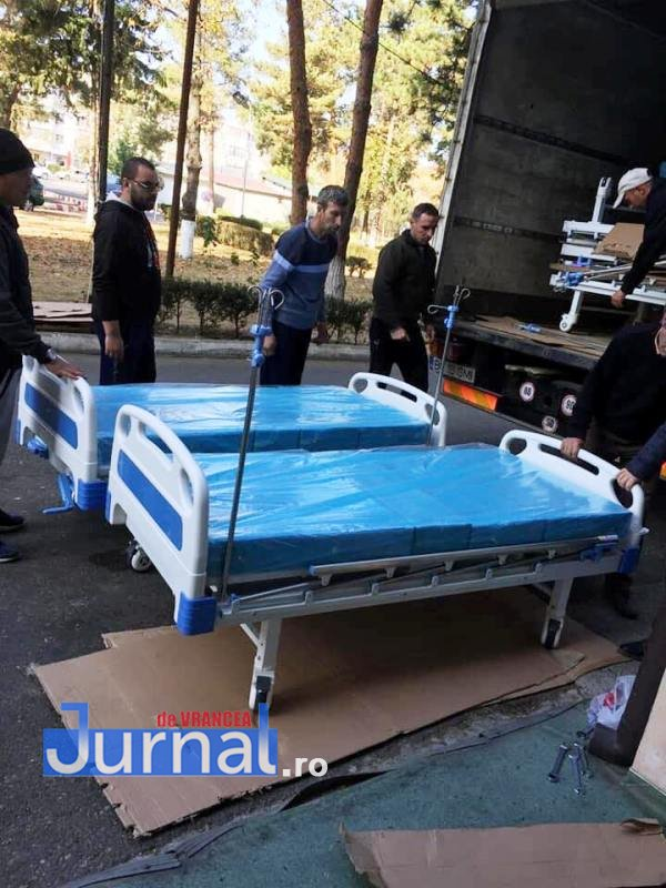 paturi noi spital1 - FOTO: Paturi noi la Spitalul Judeţean Focşani