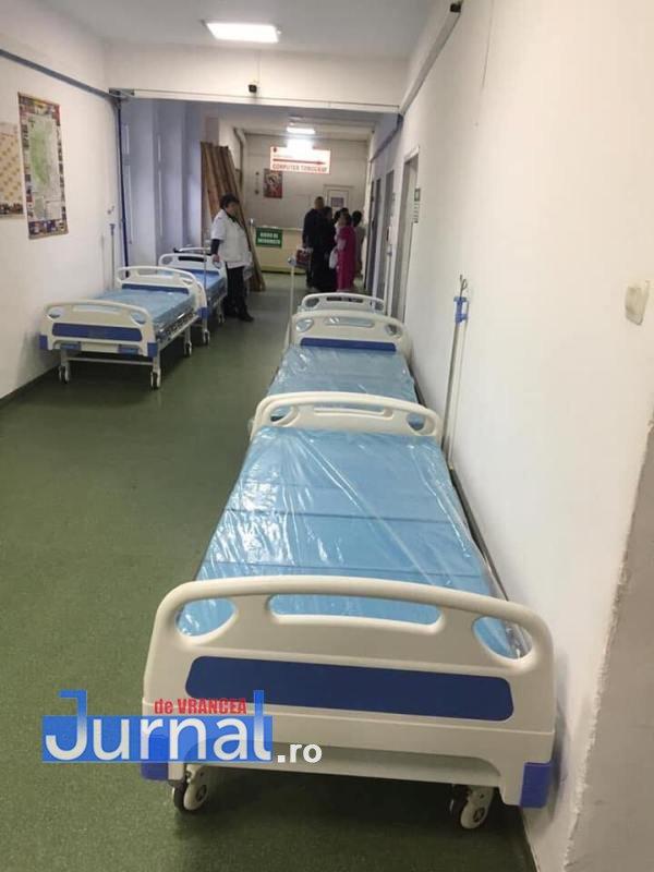 paturi noi spital3 - FOTO: Paturi noi la Spitalul Judeţean Focşani