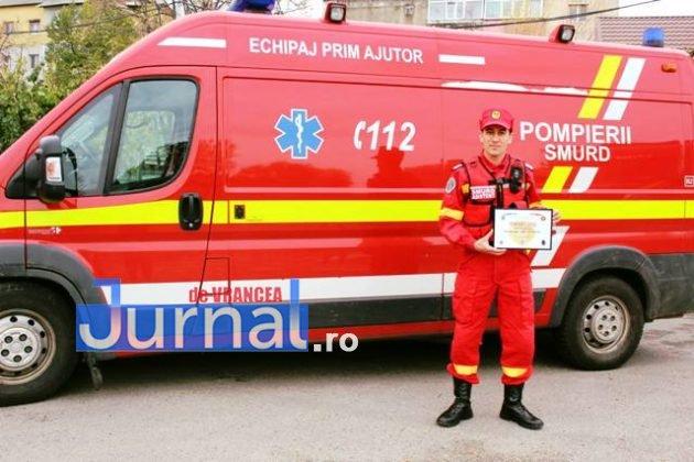 """pompierul lunii octombrie5 630x420 - FOTO: Cine este """"pompierul lunii octombrie"""""""