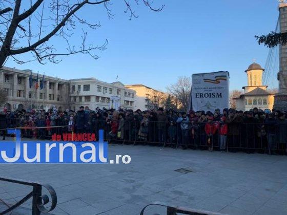 1 decembrie 2018 2 560x420 - LIVE VIDEO: Ziua Centenarului Marii Uniri la Focșani. Cele mai importante momente transmise ÎN DIRECT