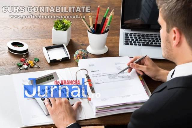 Contabilitate calculator21 - ULTIMELE LOCURI pentru cursul de CONTABILITATE