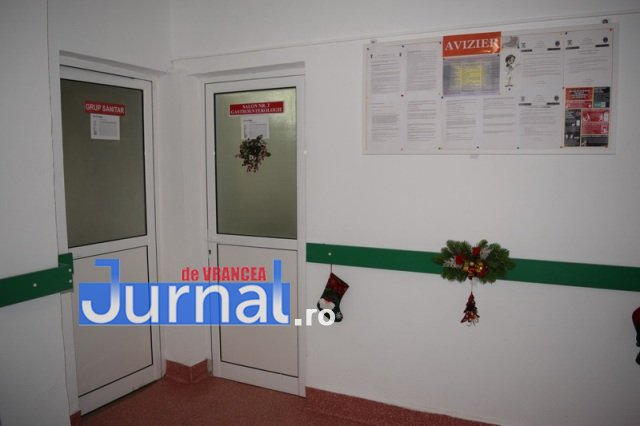 Inaugurare Compartiment Gastroenterologie 13 - FOTO: Primarul Iulian Nica și vicepreședintele Consiliului Județean Vrancea, Dănuț Cristian, au inaugurat Compartimentul Gastroenterologie al Spitalului Orășenesc Panciu