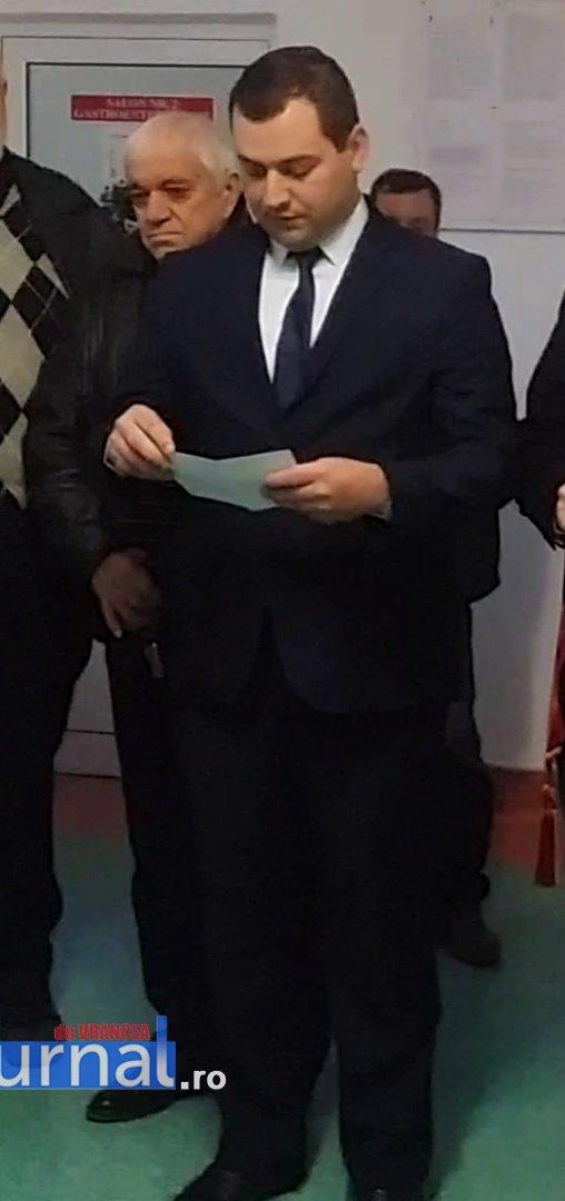 Inaugurare Compartiment Gastroenterologie 4 - FOTO: Primarul Iulian Nica și vicepreședintele Consiliului Județean Vrancea, Dănuț Cristian, au inaugurat Compartimentul Gastroenterologie al Spitalului Orășenesc Panciu