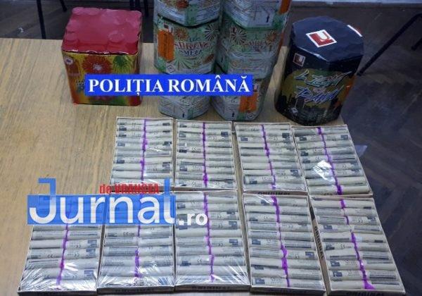 perchezitii articole pirotehnice pocnitori6 600x420 - FOTO: Percheziții la un tânăr care vindea ilegal artificii și pocnitori