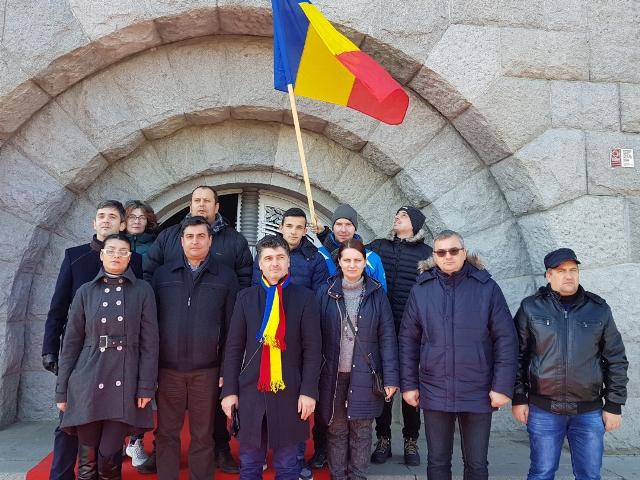 usr vrancea3 - FOTO: De 1 Decembrie, USR Vrancea a deschis două noi filiale rurale, la Păunești și Vulturu