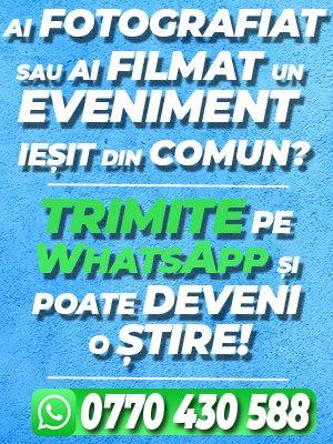 WhatsApp Jurnal de Vrancea - Stiri Focsani, Stiri Vrancea