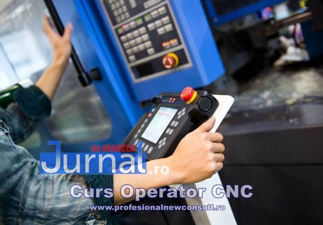 curs operator cnc4 - Curs Operator Mașini Comandă Numerică (CNC)