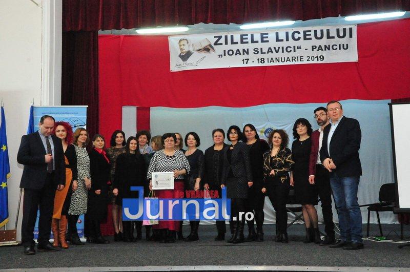 """liceul ioan slavici panciu 3 - Liceul teoretic """"Ioan Slavici"""" din Panciu a sărbătorit 72 ani de existență"""