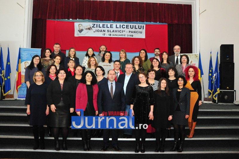 """liceul ioan slavici panciu 4 - Liceul teoretic """"Ioan Slavici"""" din Panciu a sărbătorit 72 ani de existență"""