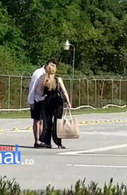 oprisan iubita dominicana1 - FOTO+VIDEO: În ce țară exotică a fost filmat Oprișan de paparazzi