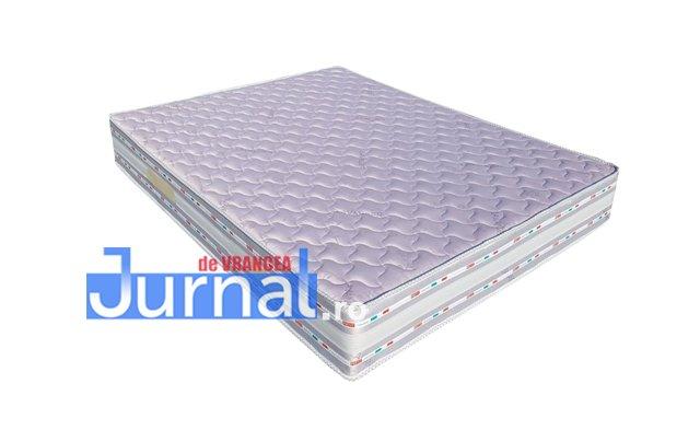 saltea ortopedica coco memory foam 4 cm 2 185 - Reduceri la una dintre cele mai mari companii producătoare de saltele din România