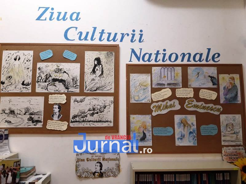 ziua culturii nationale biblioteca 3 - Bilblioteca județeană va sărbători Ziua Culturii Naționale