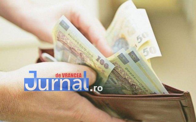 bani in portofel