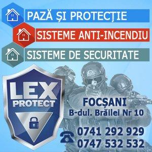 LEX PROTECT - Paza si Protectie