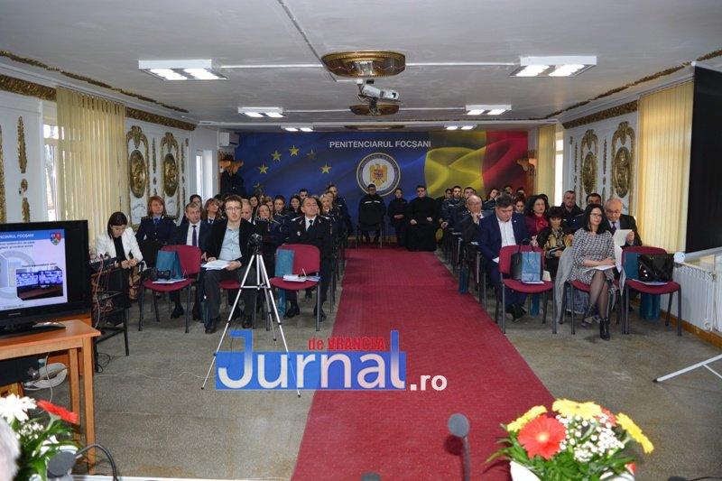 raporta anual penitenciarul focsani - Conducerea Penitenciarului Focșani și-a prezentat raportul de activitate pentru anul 2018