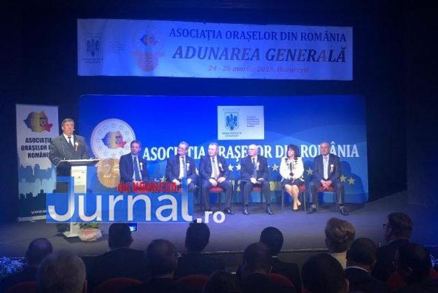 Panciu AOR5 627x420 - FOTO: Primarul Iulian Nica, premiat pentru performanță și succes în administrația locală