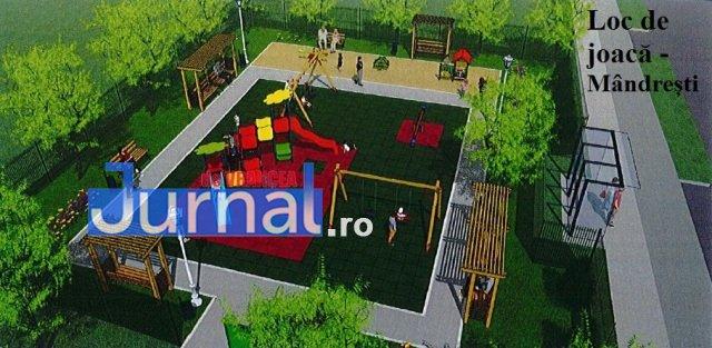 loc de joaca mandresti 1 - FOTO: Cum vor arăta noile locuri de joacă din centrul Focșaniului și din cartierul Mîndrești