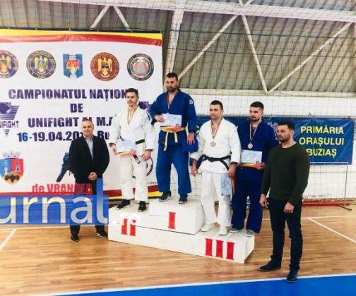 Enache Nicolae 504x420 - FOTO-VIDEO: Medalii de aur pentru polițiștii din Vrancea la Campionatul Național de UNIFIGHT al MAI