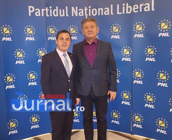 I Stefan si Mircea Hava - FOTO: Primarii PNL din Vrancea, exemple de performanță. În schimb, PSD Vrancea susține primari condamnați penal definitiv sau urmăriți penal