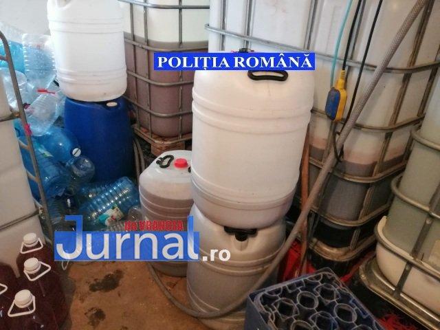 Perchezitii alcool3 - FOTO: Percheziții la producători de alcool care nu și-au declarat afacerile la stat