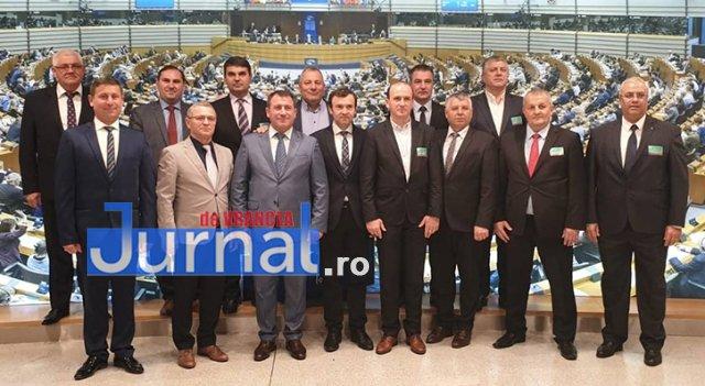 Primari PNL oficial Bruxelles - FOTO: Primarii PNL din Vrancea, exemple de performanță. În schimb, PSD Vrancea susține primari condamnați penal definitiv sau urmăriți penal