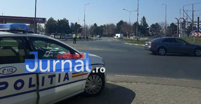 actiune politie radar 1 - FOTO: Toate radarele au fost scoase pe şoselele din județ