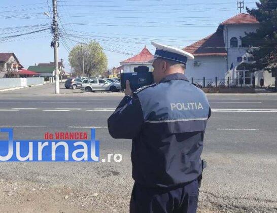 actiune politie radar 5 546x420 - FOTO: Toate radarele au fost scoase pe şoselele din județ