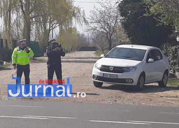 actiune politie radar 6 586x420 - FOTO: Toate radarele au fost scoase pe şoselele din județ