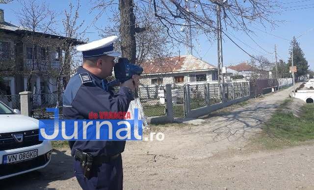 actiune politie radar 7 - FOTO: Toate radarele au fost scoase pe şoselele din județ