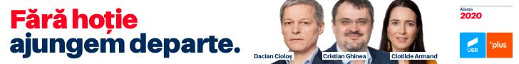 Alianta 2020 - USR-PLUS- Europarlamentare
