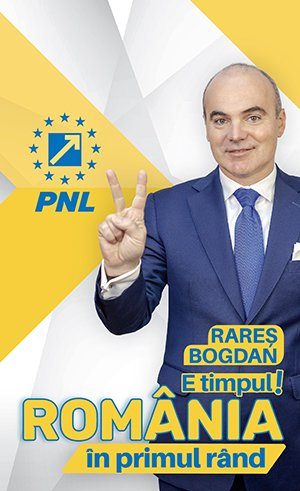 PNL Alegeri Europarlamentare 2019