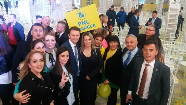 candidati europarlamentare constanta4 - FOTO: Sute de liberali vrânceni au participat la regionala de la Constanța, alături de președintele PNL Ludovic Orban și mai mulți candidați la europarlamentare