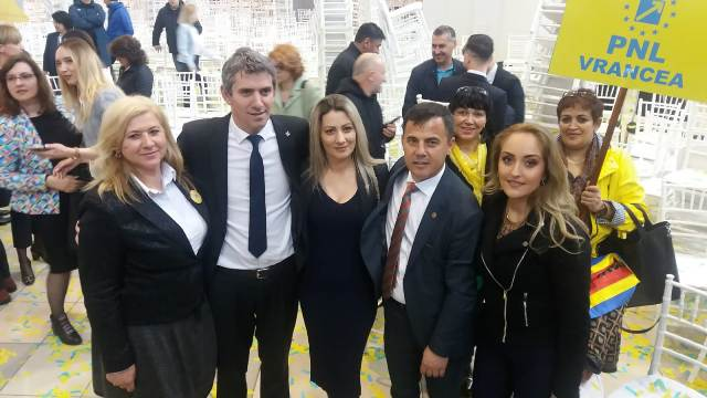 candidati europarlamentare constanta5 - FOTO: Sute de liberali vrânceni au participat la regionala de la Constanța, alături de președintele PNL Ludovic Orban și mai mulți candidați la europarlamentare