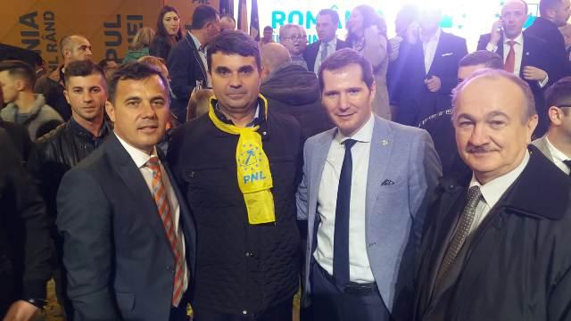 candidati europarlamentare constanta6 - FOTO: Sute de liberali vrânceni au participat la regionala de la Constanța, alături de președintele PNL Ludovic Orban și mai mulți candidați la europarlamentare