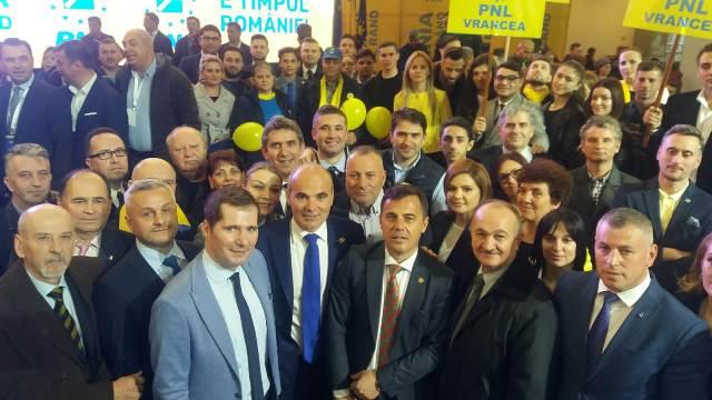 lansare candidati europarlamentare constanta1 - FOTO: Sute de liberali vrânceni au participat la regionala de la Constanța, alături de președintele PNL Ludovic Orban și mai mulți candidați la europarlamentare